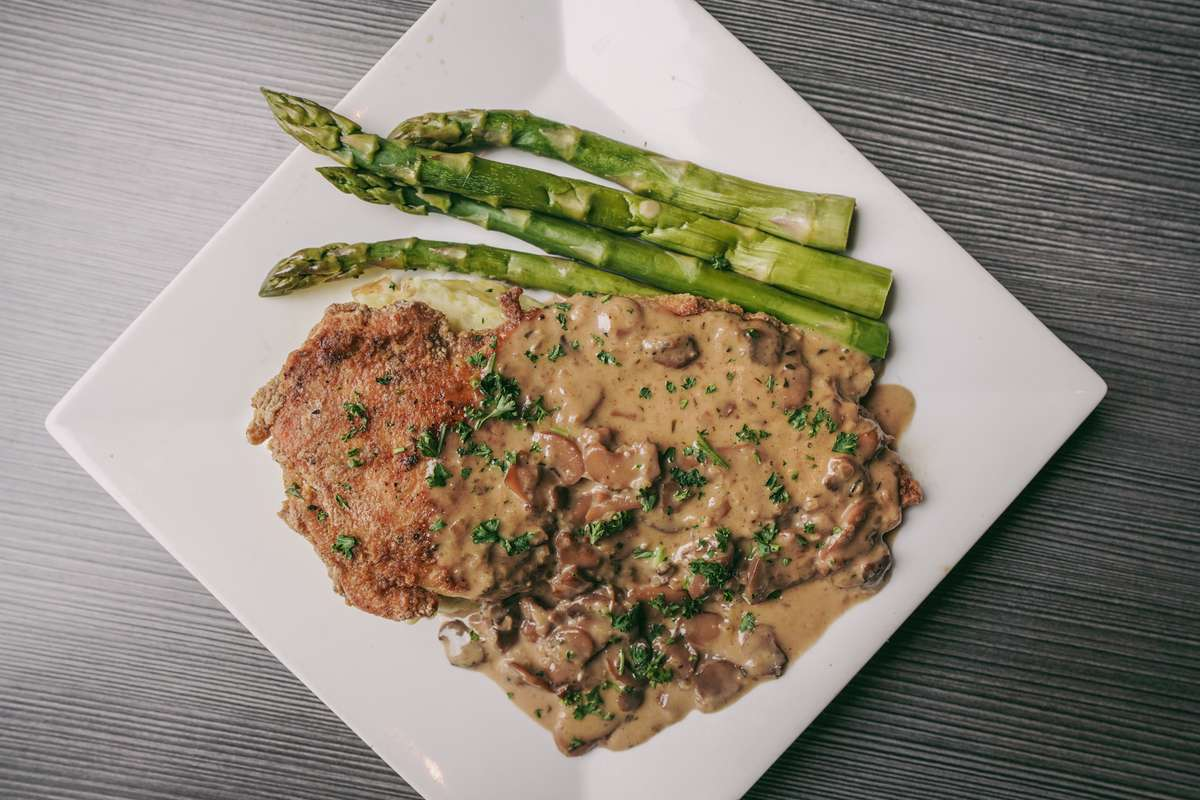 Family Chicken Marsala (4 servings)
