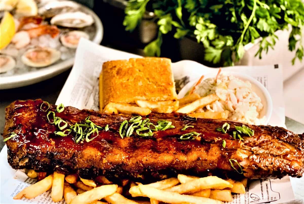 +Saint Louis Pork Ribs - Full Rack