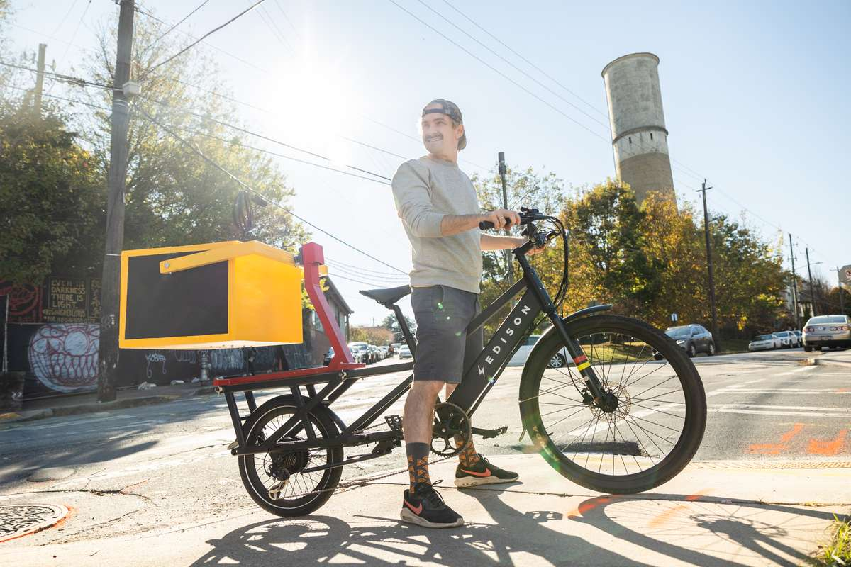 glide box bike