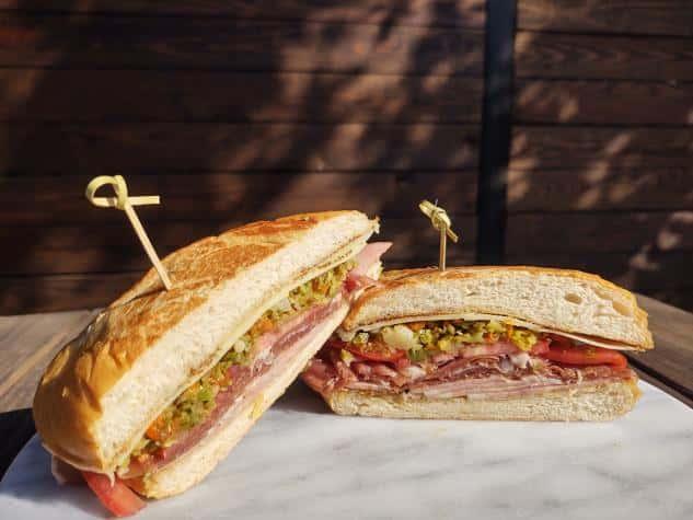 Fulton Sandwich