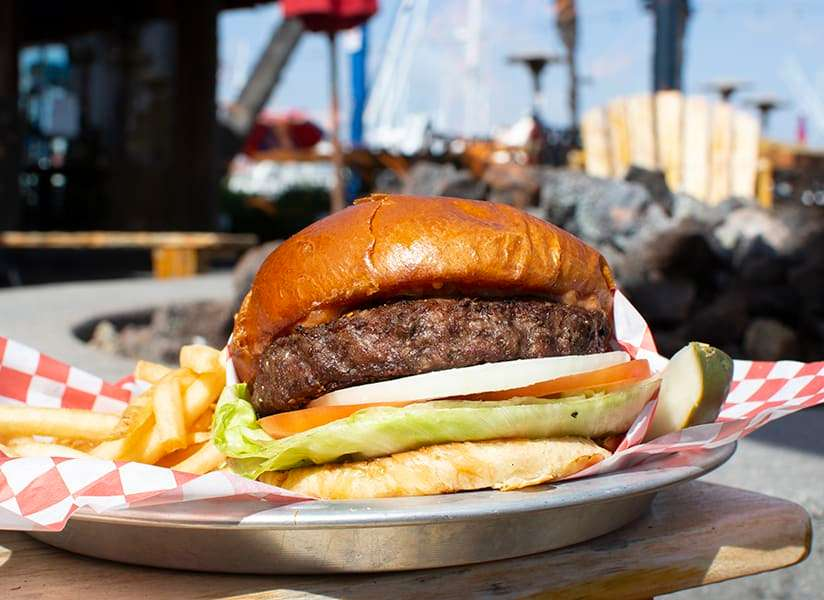Colossal Burger
