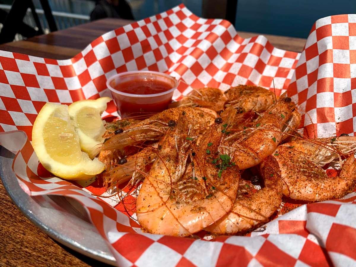 Shrimp in the Shell 1/2 lb