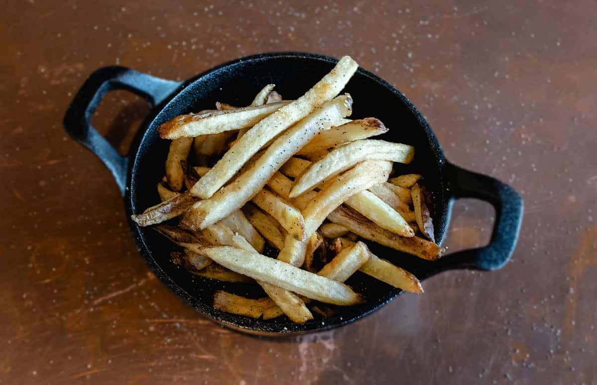 Fresh Hand-Cut Fries
