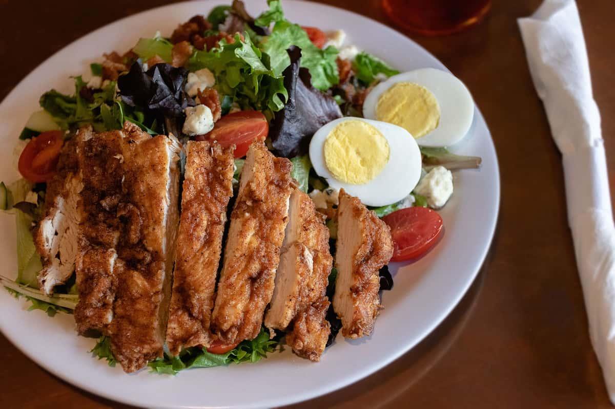 Blue Devil Salad