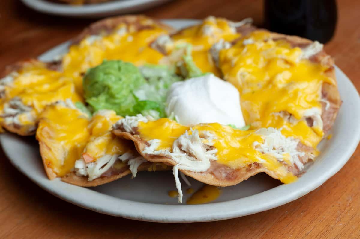nachos supreme