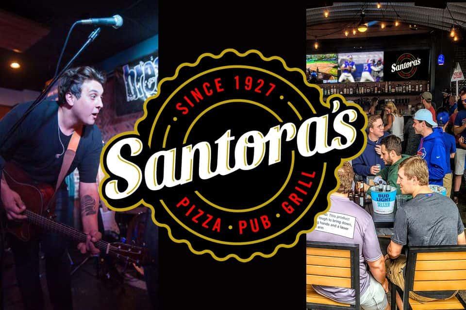 Band Schedule @ Santora's PPG