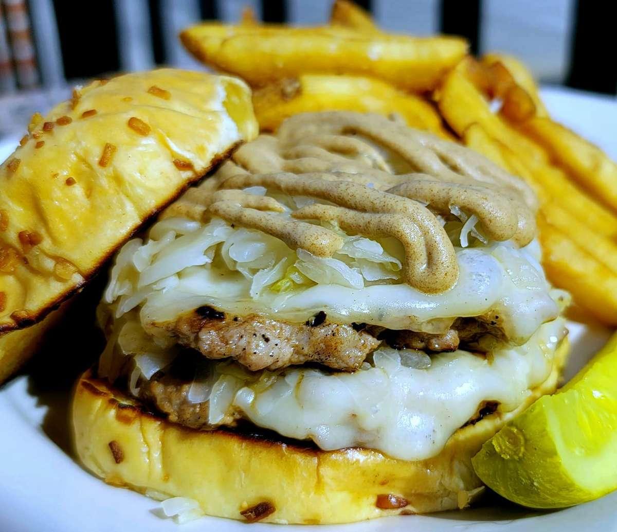 The Wurst Burger