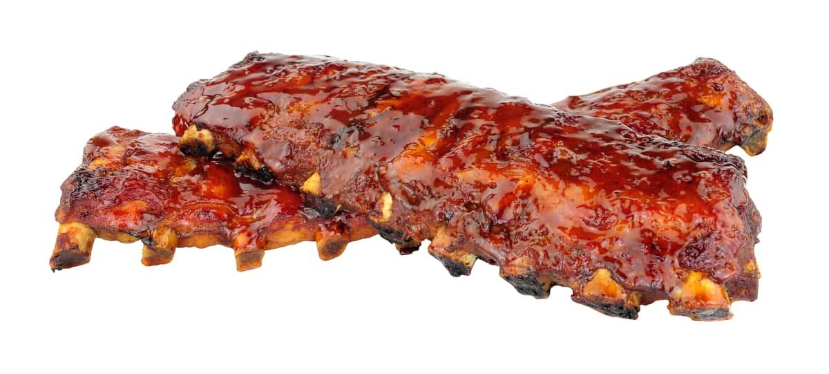 Full slab BBQ Ribs