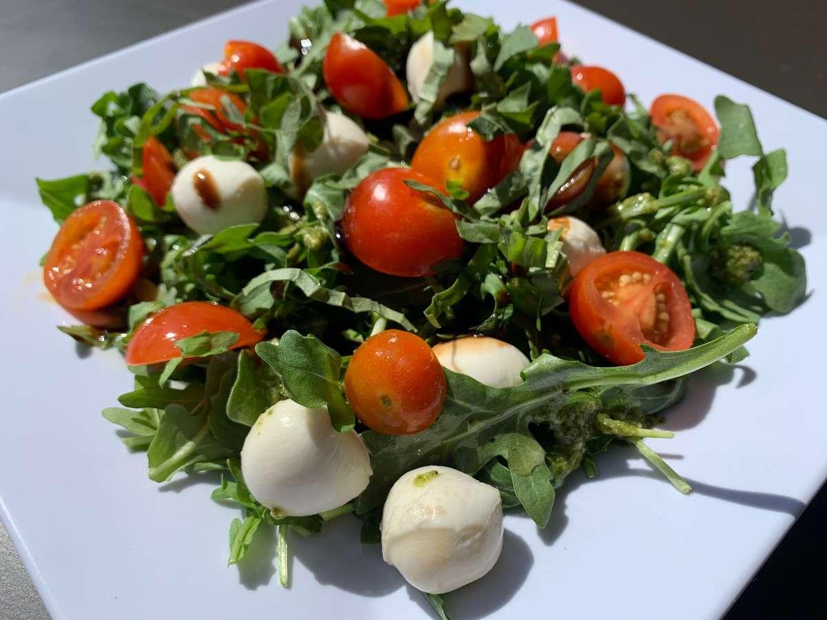 Capreze Salad