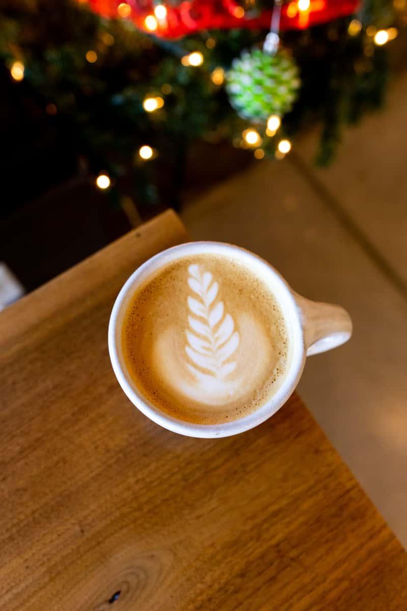 Latte (12 oz)