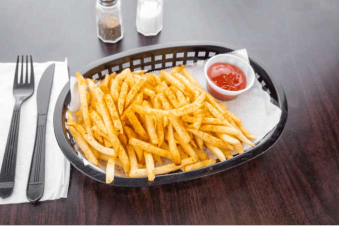 Old Bay Fries