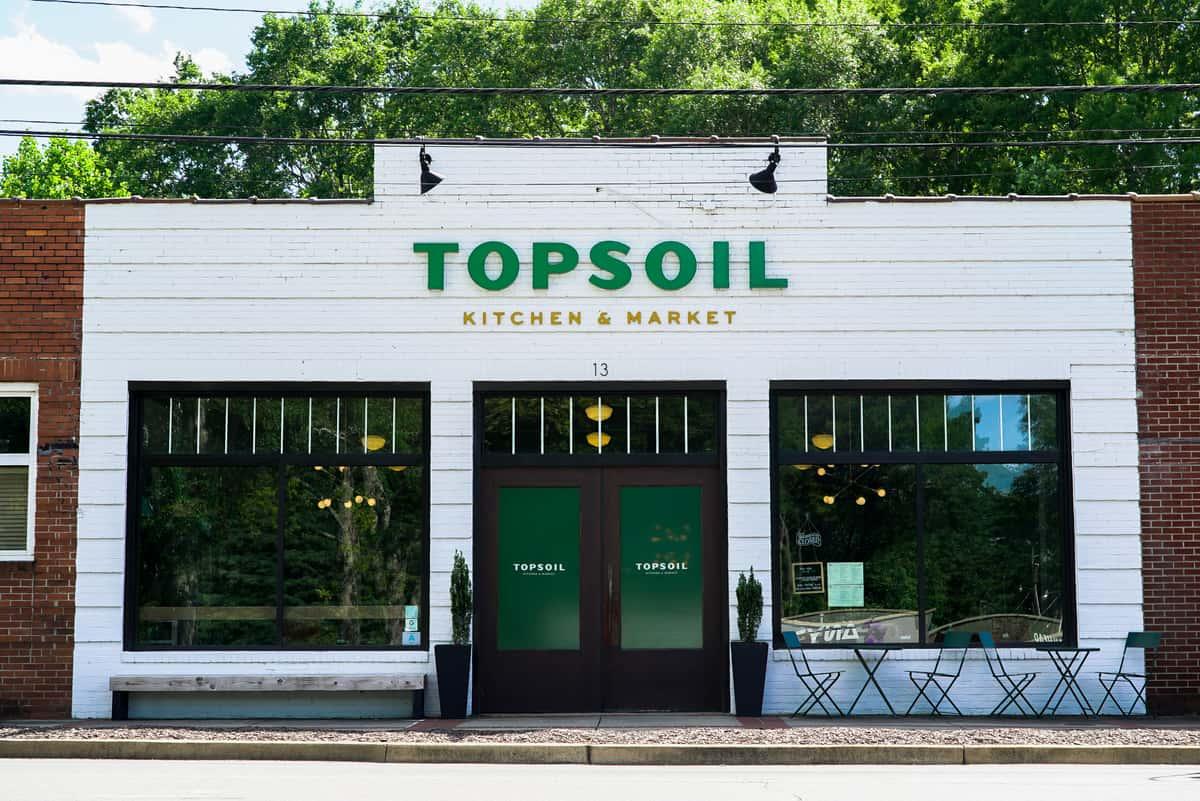 Topsoil Restaurant