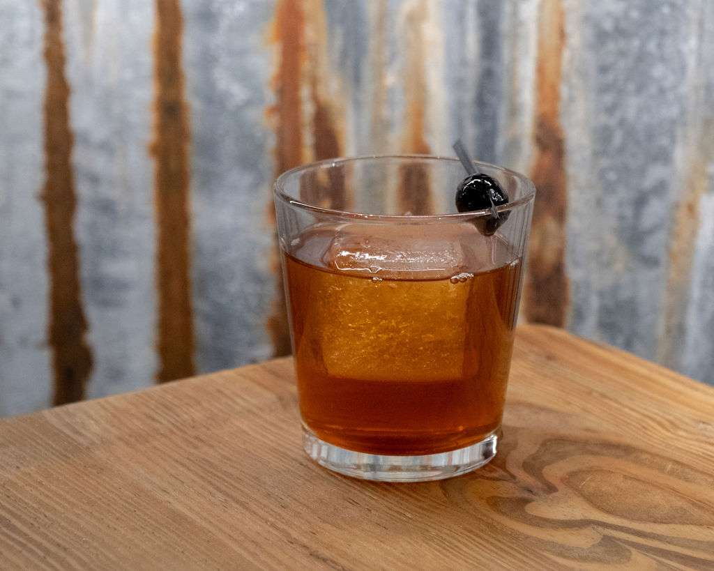 Belle's Fashioned