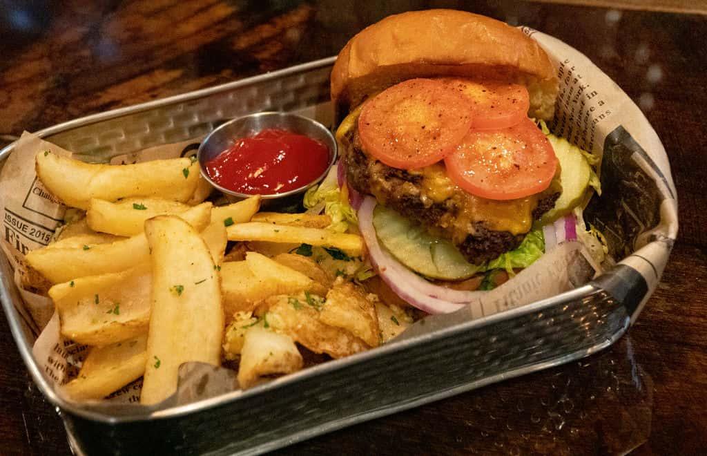 Belle Burger