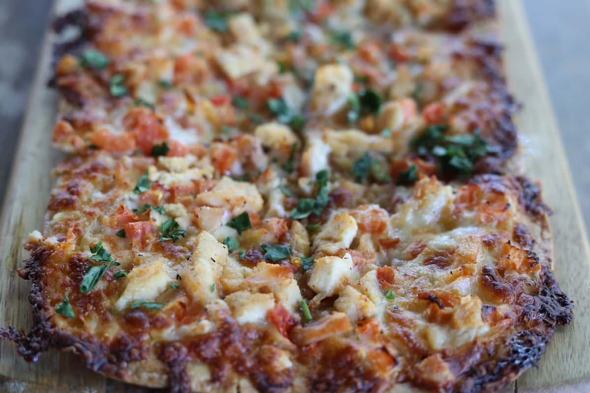Pesto Chicken Flat