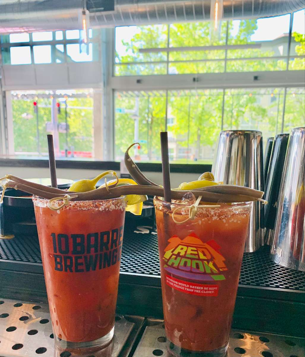Cairde bloody Mary