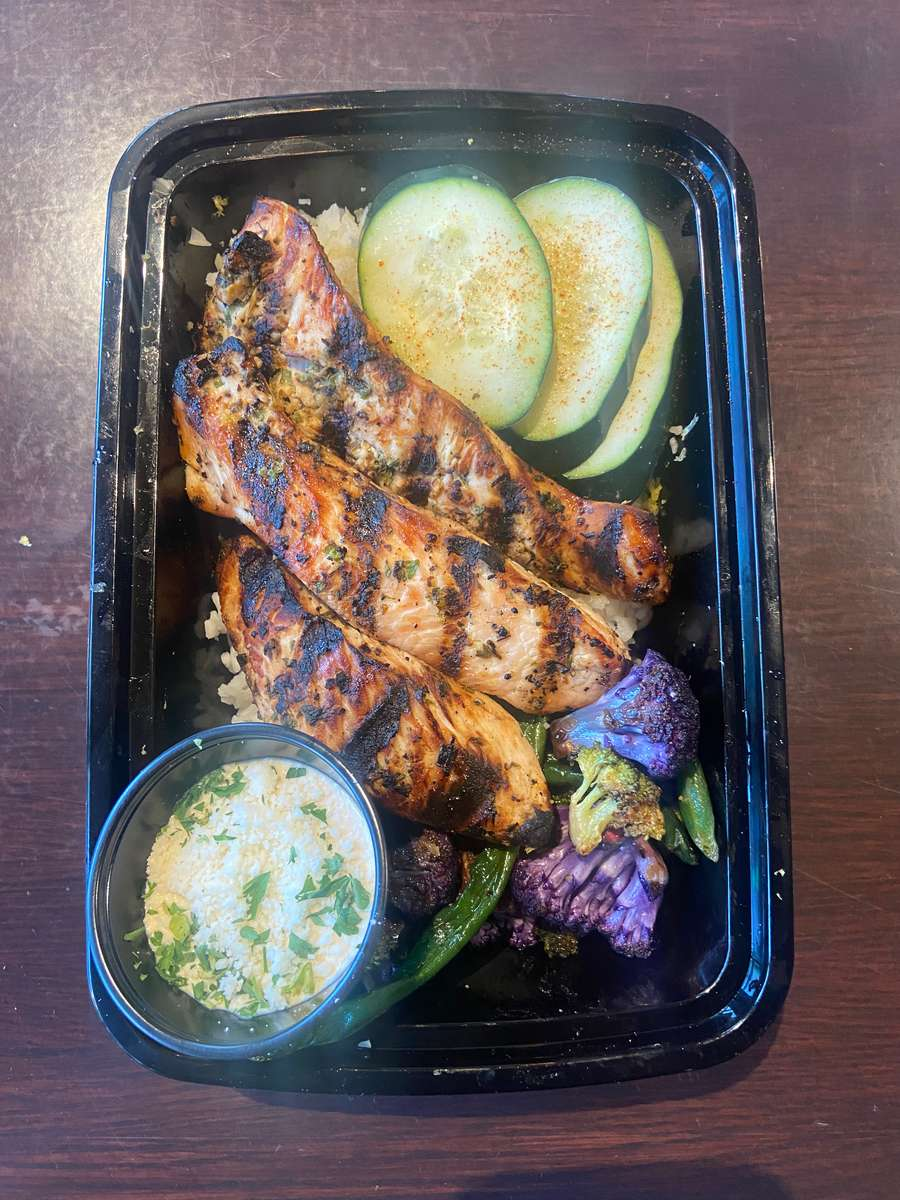 Greek Chicken Meal To Go
