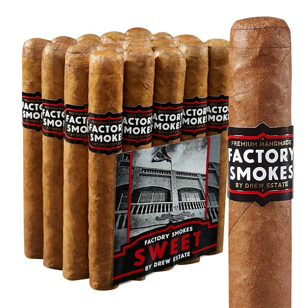 Drew Estate Factory Smokes Sweets