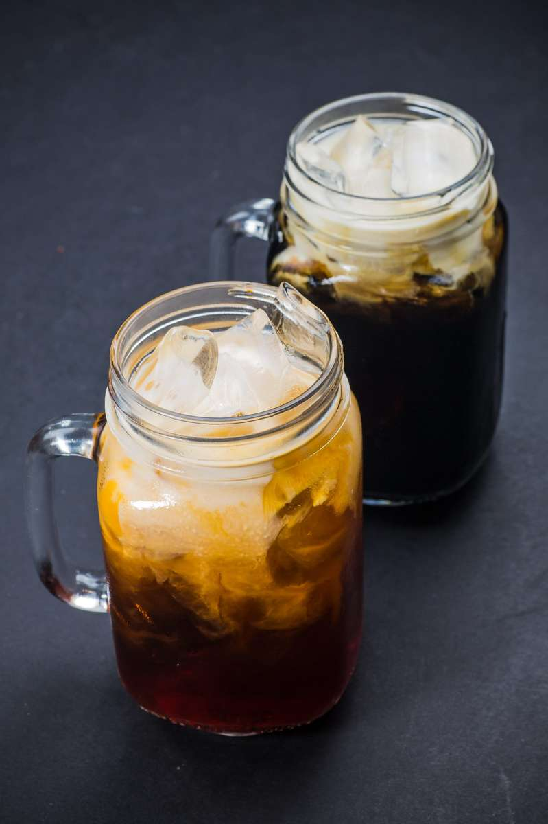 THAI ICED TEA / THAI ICED COFFEE