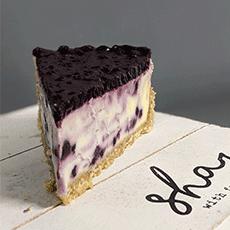 Cavallo Signature Blueberry Cheesecake Whole Cake