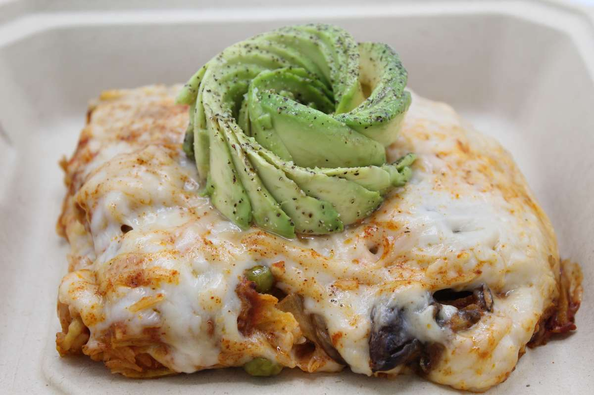 Mexican Lasagna of the Week