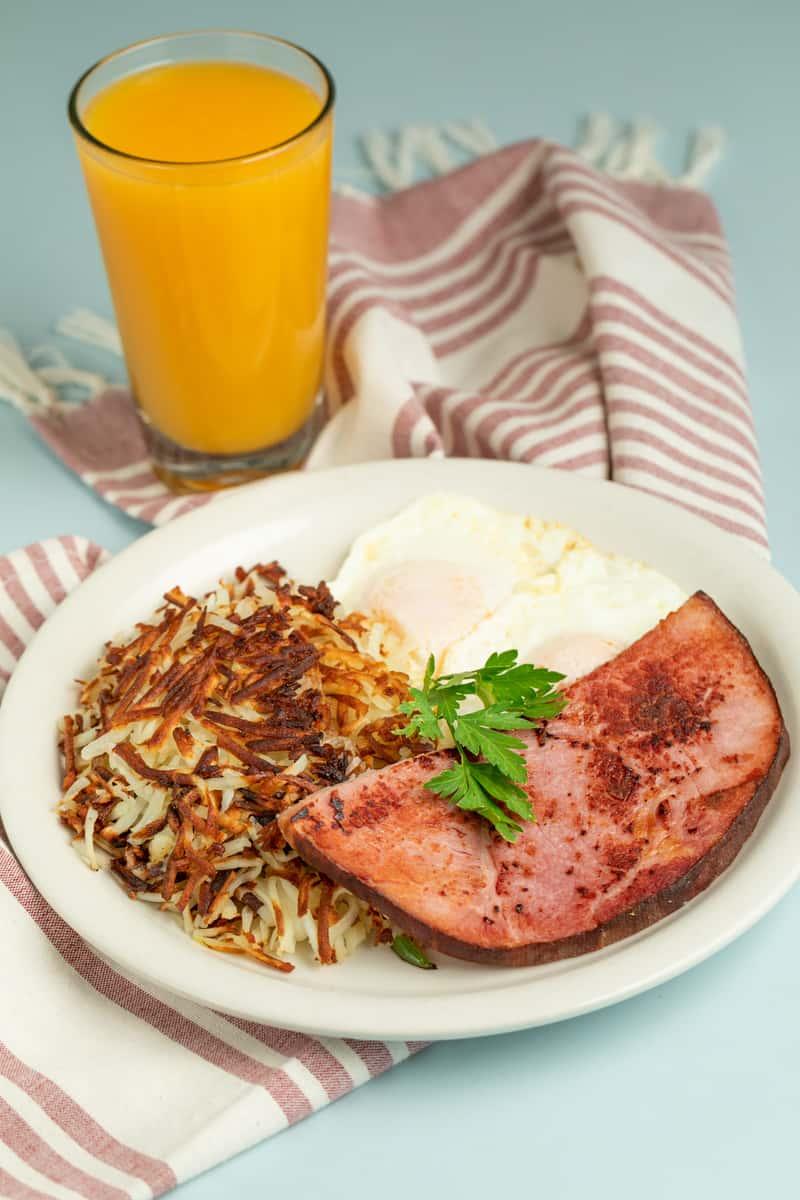 Country Ham & Eggs