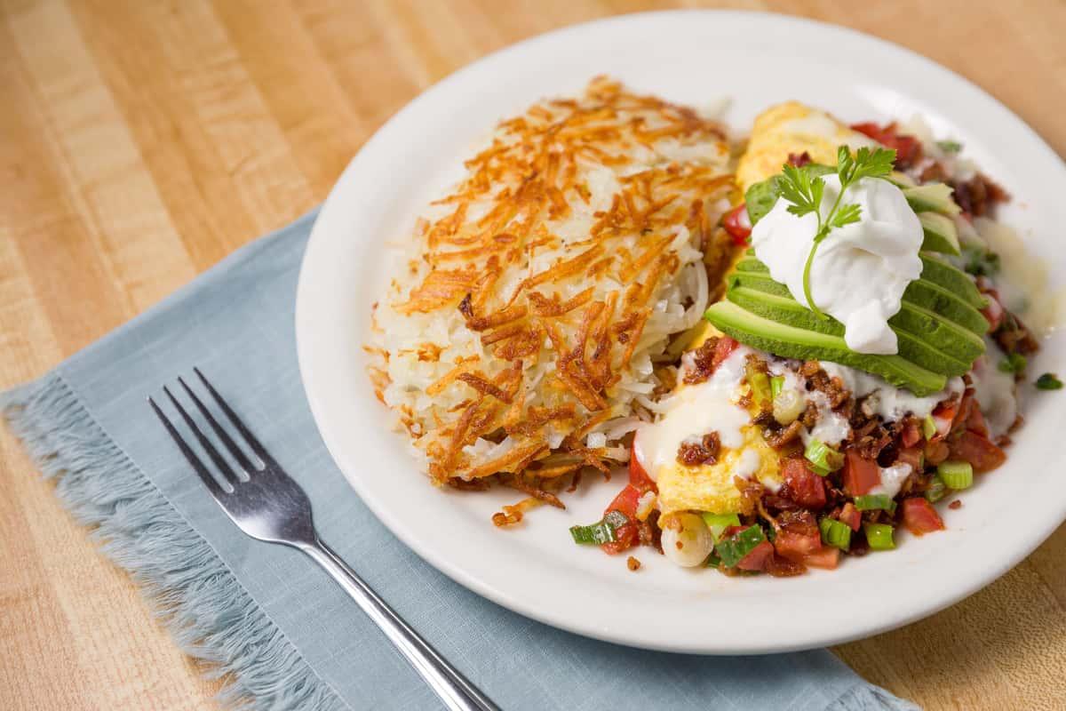Chef's Omelette