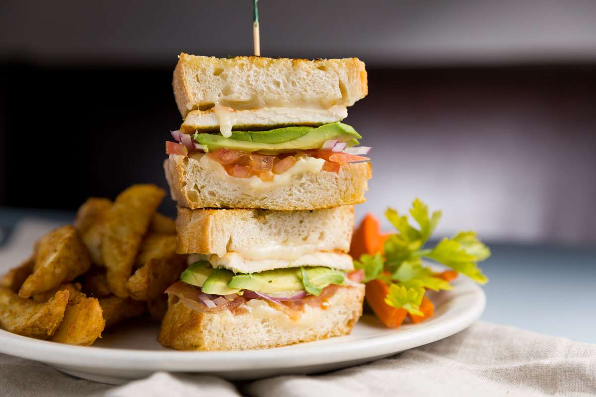 California Chicken Breast Sandwich