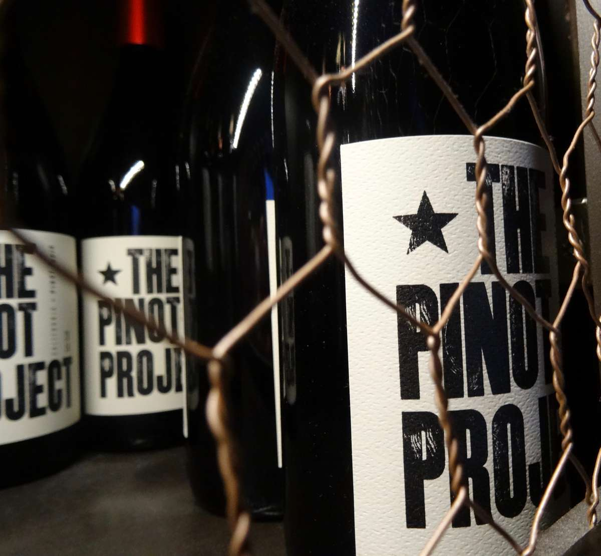 Pinot Project (California) // Pinot Noir
