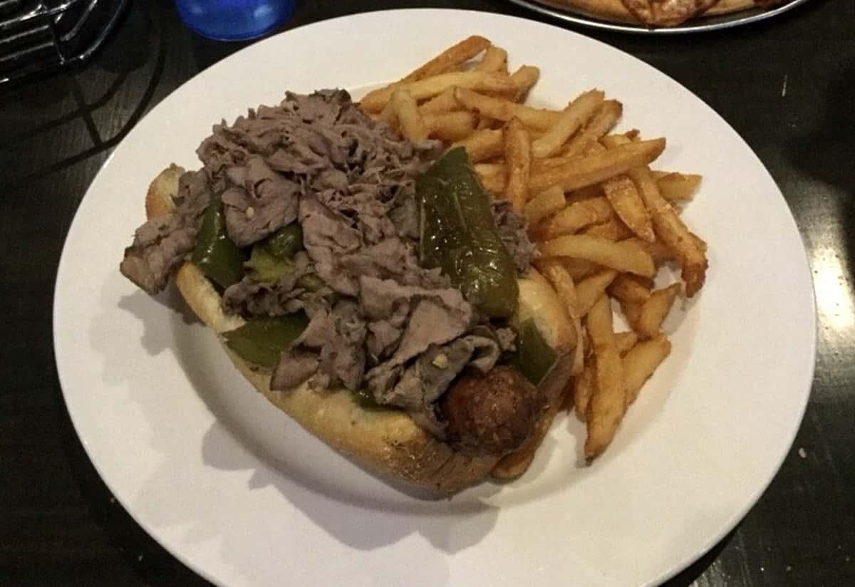 Italian Combo Sandwich