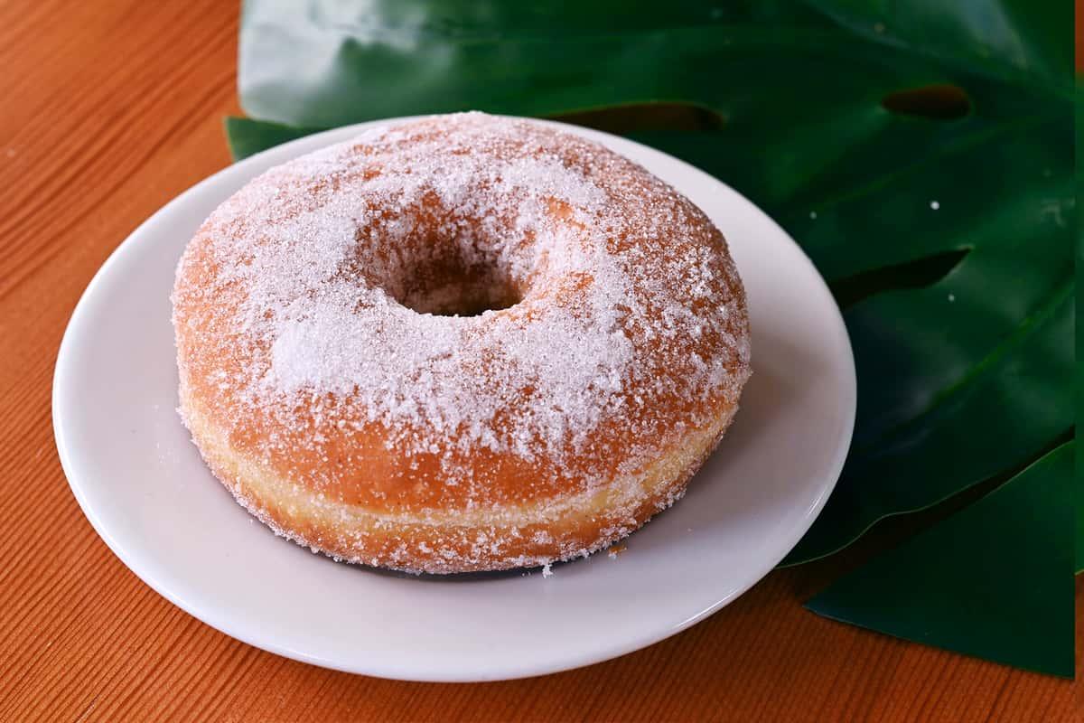 Sugar Round Donut