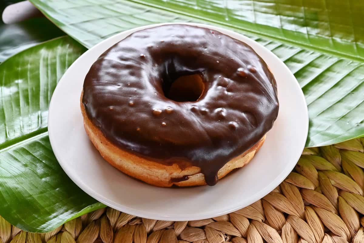 Chocolate Round Donut