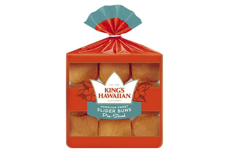 KING'S HAWAIIAN® || Slider Buns