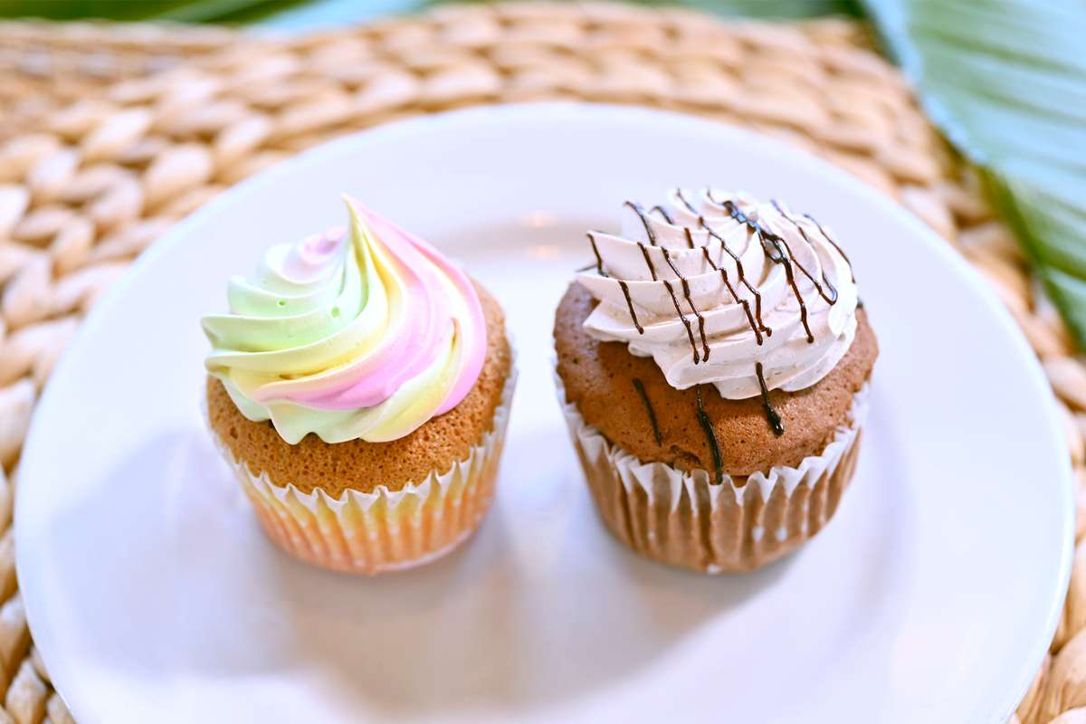 Paradise & Dobash Cupcakes