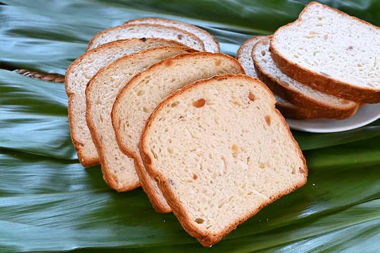 Specialty Bread ||Coconut Macadamia Nut
