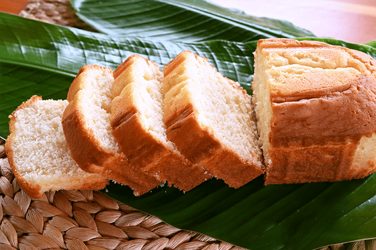 POUND CAKE || Butter