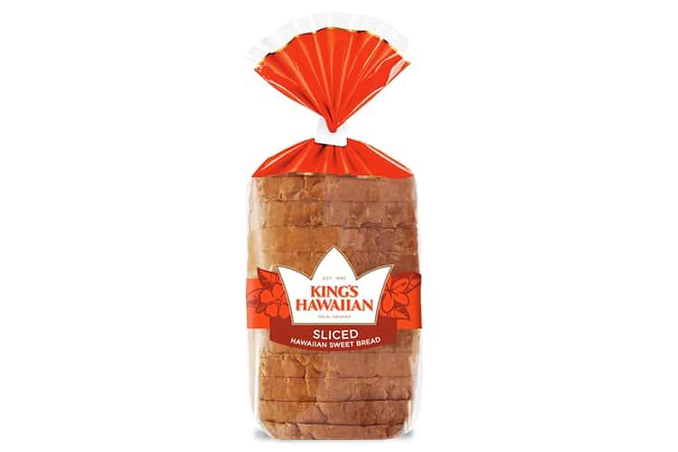 KING'S HAWAIIAN®    Sliced Bread