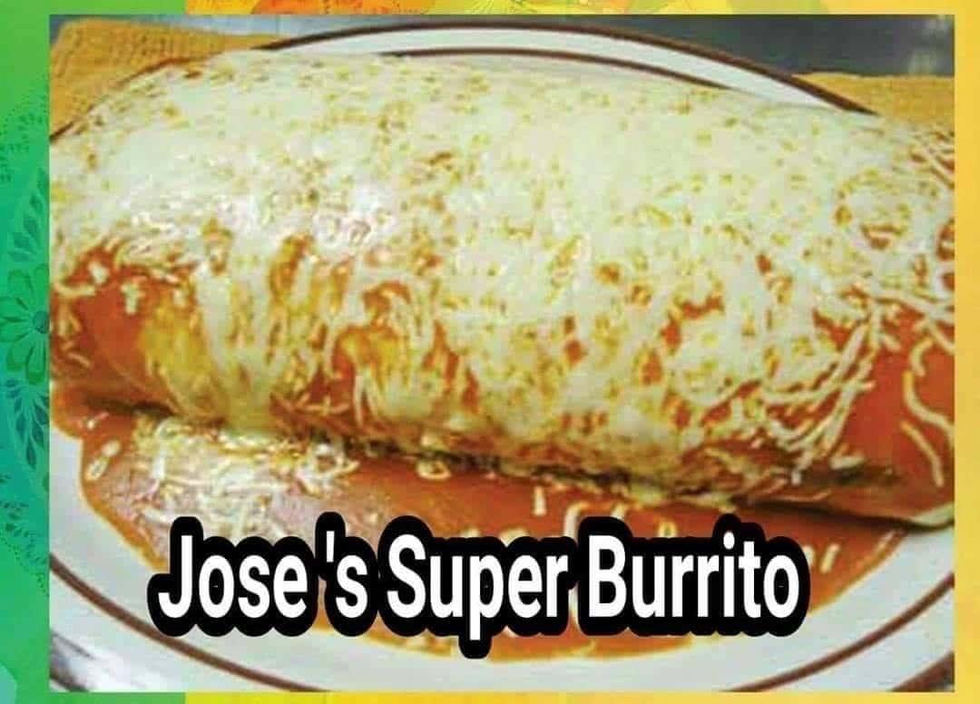 Jose's Super Burrito