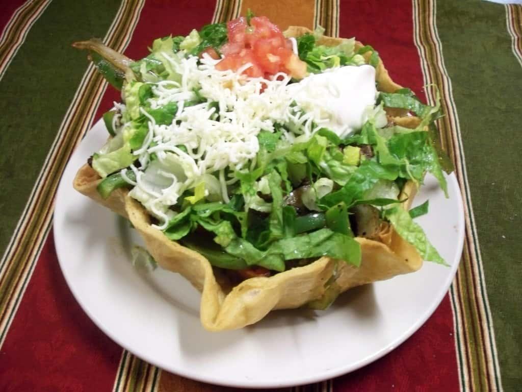 Tacos Salad