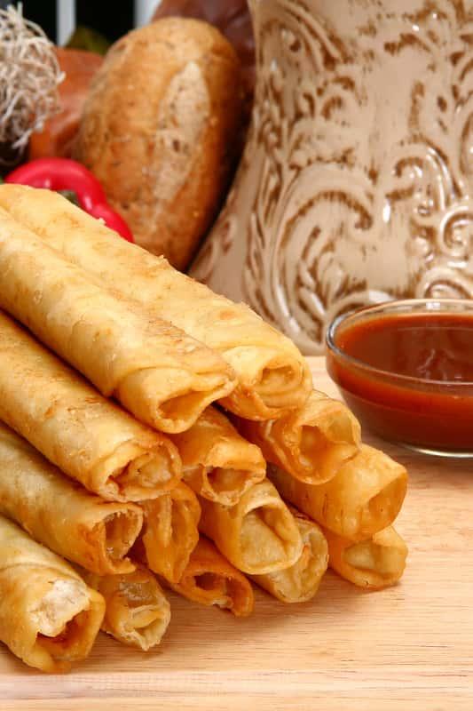 Flautas (Flour Tortilla)