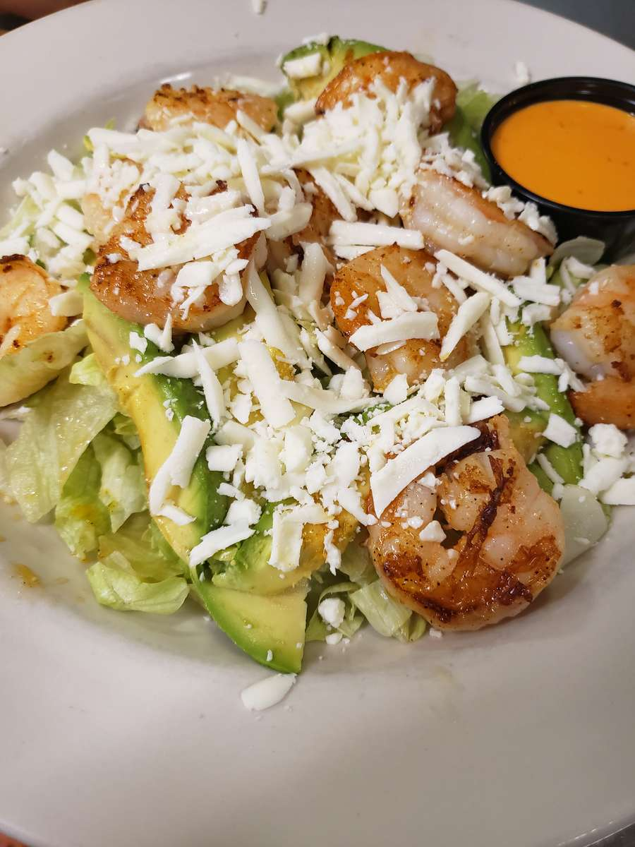 Baja Shrimp Salad