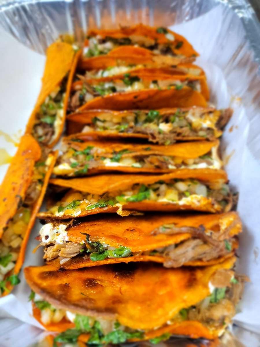 Birria Tacos Pan