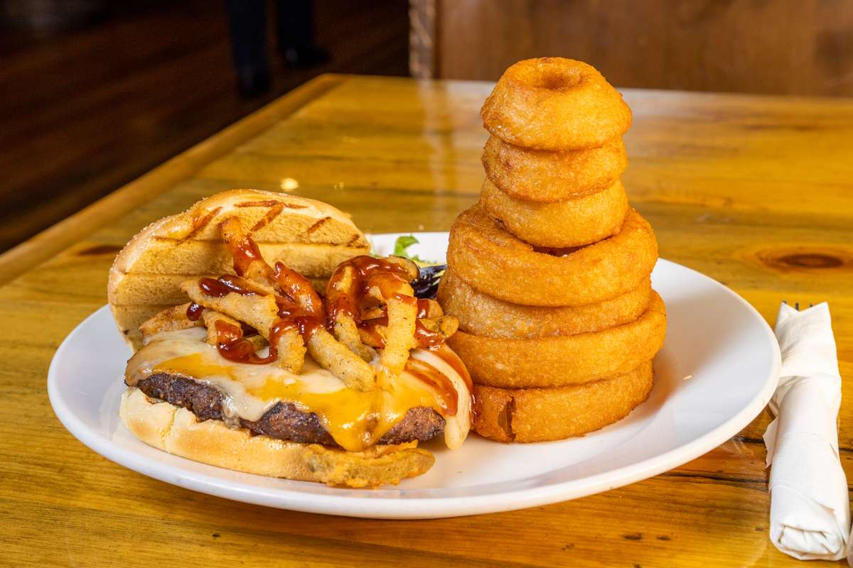 Prospector Burger