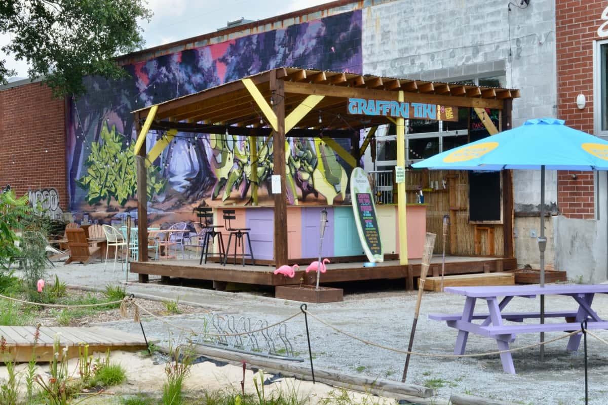 Graffiki Tiki Bar