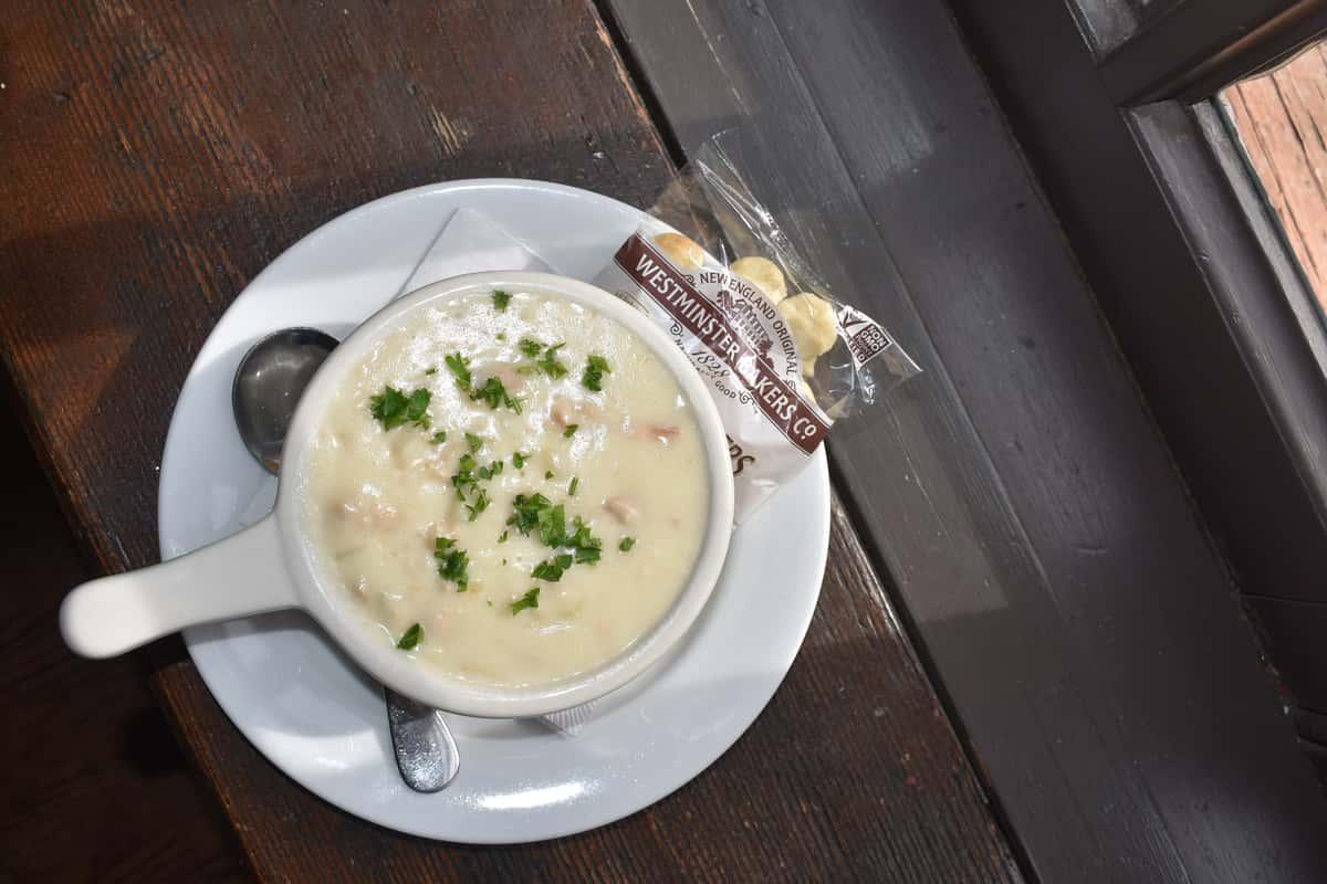 Clam Chowder - Gluten Free