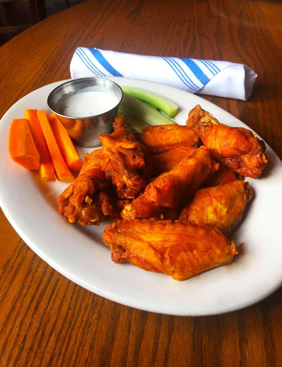 Hot & Spicy Buffalo Wings