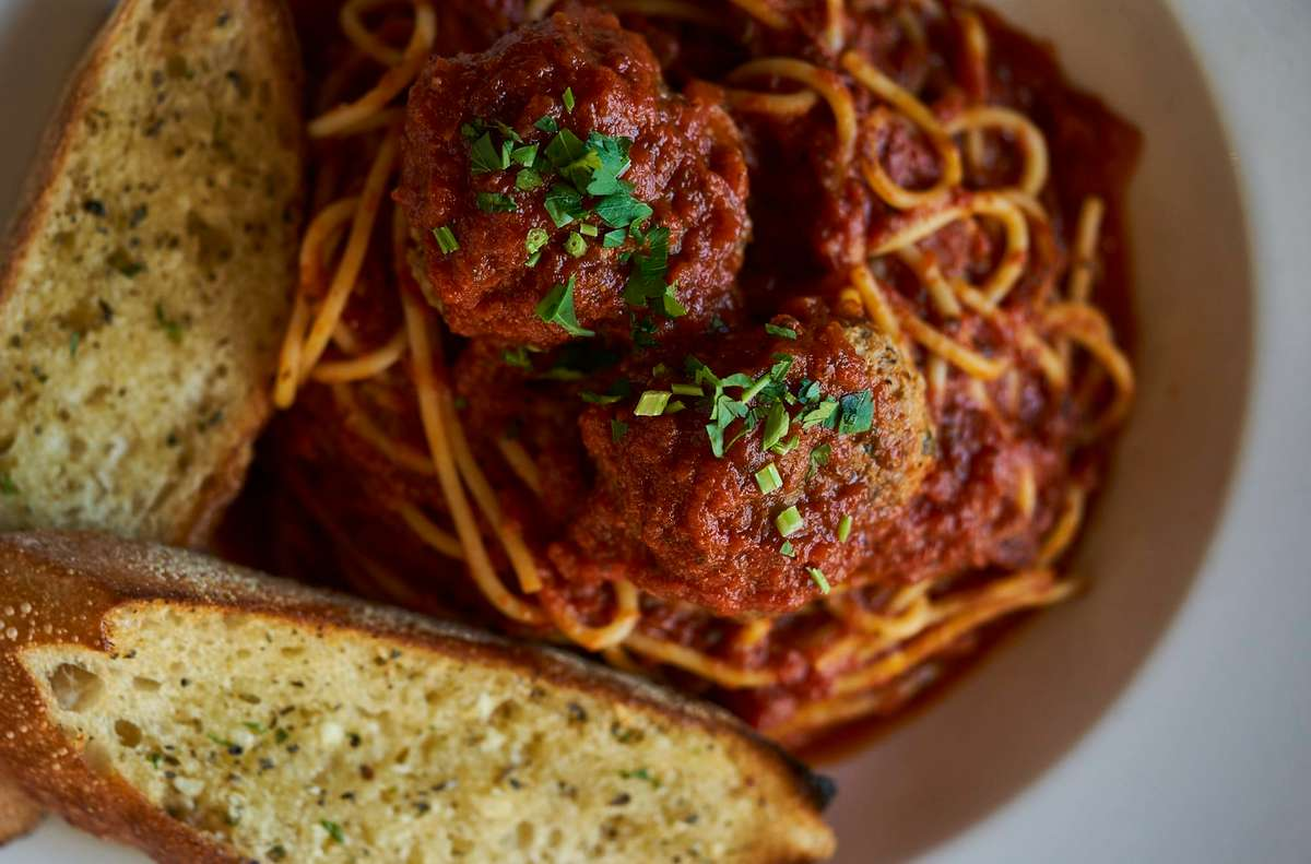 Traditional Spaghetti