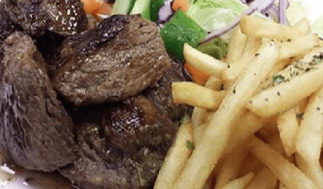 Steak Tips Dinner*