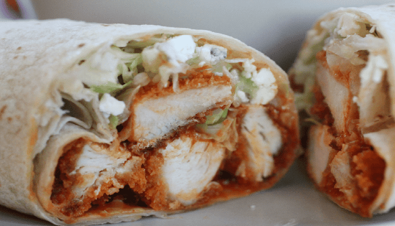 Grilled Buffalo Chicken*