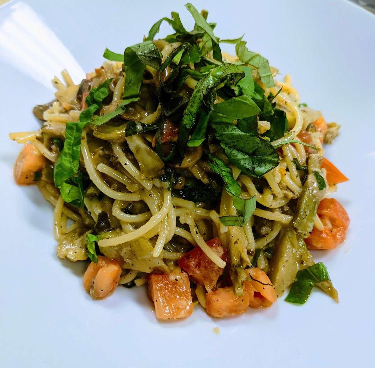 Spaghetti a la Nona